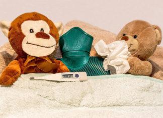 Czym zbić gorączkę?